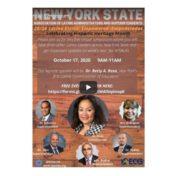 NYSALAS 20/20 Latino Vision Virtual Symposium