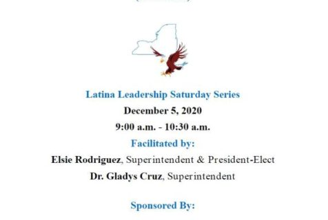 Latina Leadership Saturday Series